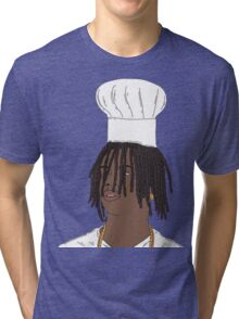 Chief Keef|Chef Keef Tri-blend T-Shirt
