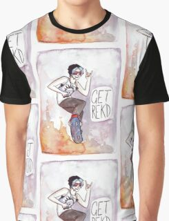 Get Rek'd Graphic T-Shirt