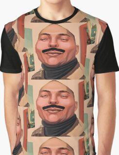 Cal Chuchesta Graphic T-Shirt