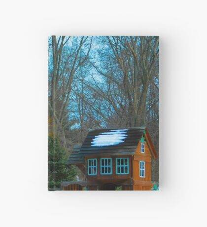 A House for Playing Hardcover Journal