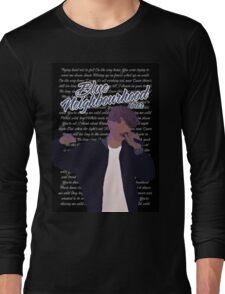 Troye Sivan Long Sleeve T-Shirt