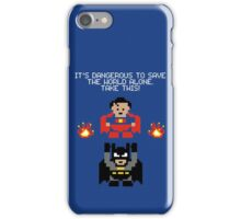 The Legend of Superheroes iPhone Case/Skin