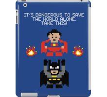 The Legend of Superheroes iPad Case/Skin