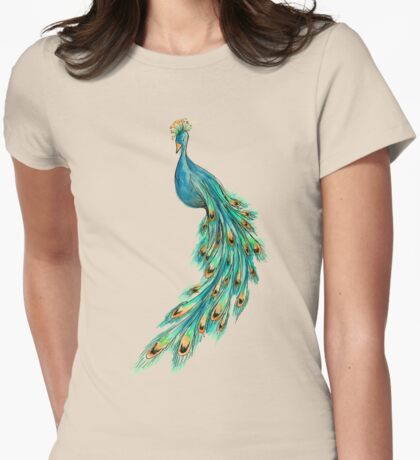Mr Preen Womens Fitted T-Shirt