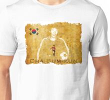 Cha Bum-Kun South Korean Soccer Player Unisex T-Shirt
