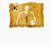 Cha Bum-Kun South Korean Soccer Player Unisex T-Shirt