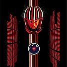 2001 Space Man by SFDesignstudio