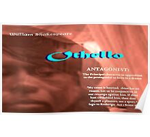 Othello Antagonist Poster