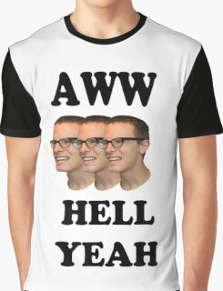 Aww Hell Yeah Graphic T-Shirt