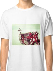 Just Add Salt, Motorcycles and Sun Classic T-Shirt