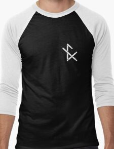 fx logo 1stconcert Men's Baseball ¾ T-Shirt