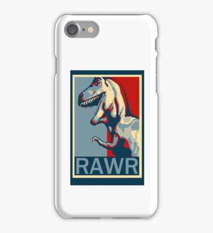 RAWR! American TREX Hope Spoof iPhone Case/Skin
