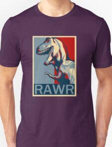 RAWR! American TREX Hope Spoof T-Shirt
