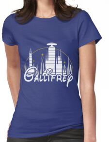 Gallifrey Womens Fitted T-Shirt