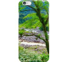 Nature's promise iPhone Case/Skin