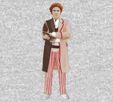 Regenerated 6th Doctor by Chris Singley