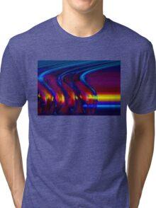 Wild Blue Yonder Tri-blend T-Shirt