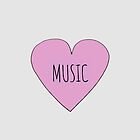 MUSIC LOVE by Rob Price