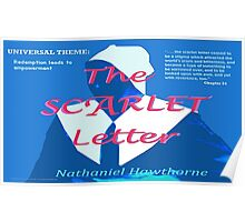 The Scarlet Letter Universal Theme Poster