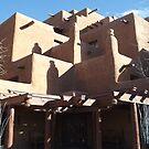 Historic and Beautiful Santa Fe, New Mexico by lenspiro