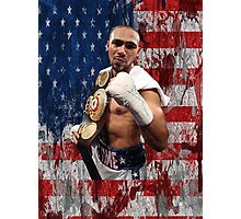 Keith Thurman One Time Boxing Photographic Print