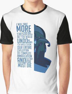 Saren Arterius Graphic T-Shirt