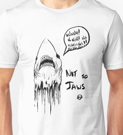 Not So Jaws Unisex T-Shirt