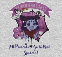 Spider Bake Sale One Piece - Long Sleeve