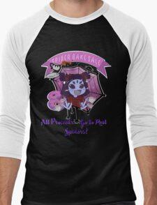 Spider Bake Sale Men's Baseball ¾ T-Shirt