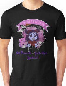 Spider Bake Sale Unisex T-Shirt