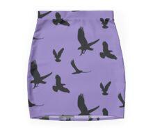 Murder of Crows Mini Skirt