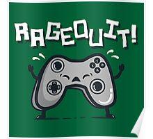 Ragequit Poster