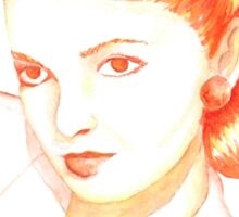 Olivia de Haviland Sticker