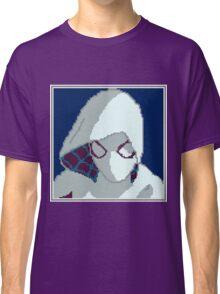 Pixel Spider-Gwen Classic T-Shirt