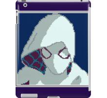 Pixel Spider-Gwen iPad Case/Skin
