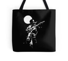 Cold Was The Ground Tote Bag