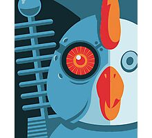 Robot Chicken Adult Swim  Photographic Print
