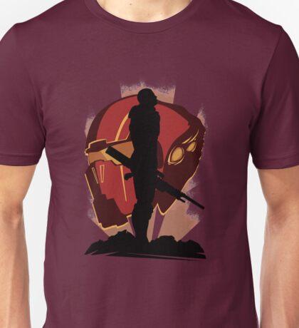 Commander  Unisex T-Shirt