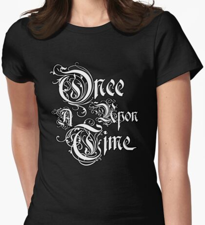 Once Upon A Time 2 Womens Fitted T-Shirt