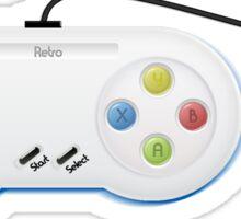 Retro Remote Sticker