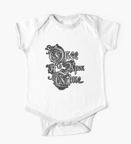 Once Upon A Time 3 One Piece - Short Sleeve