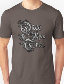 Once Upon A Time 3 Unisex T-Shirt