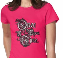 Once Upon A Time 3 Womens Fitted T-Shirt