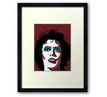 Rocky Horror Framed Print