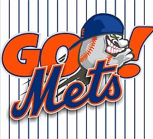 Go Mets  by Jimmy Rivera