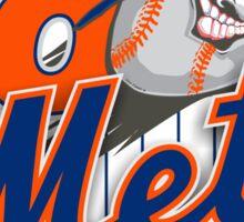 Go Mets  Sticker