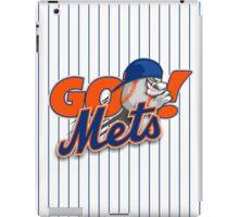 Go Mets  iPad Case/Skin