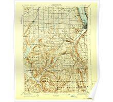 New York NY Ithaca 139743 1895 62500 Poster