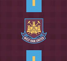 WEST HAM UNITED 2 by arisfebriyanto