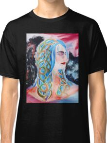 """""""Home"""" Surreal Woman/Pleiades/Orion Classic T-Shirt"""
